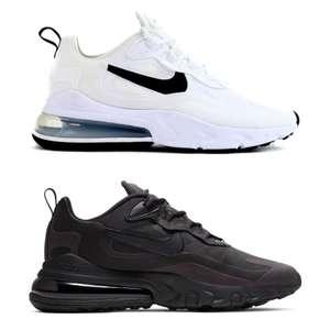 Nike 270 React Mujer | Blanco o Negro | Tallas 36 a 40.5