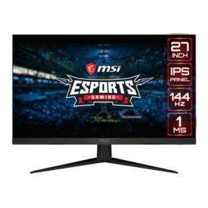 Monitor Gaming Msi Optix G271 27 Fhd, 1920 1080, 144hz, 1ms, Dp, Hdmi