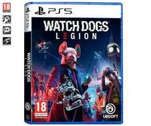 PS5/PS4 :: Watch Dogs Legion, Dirt 5 y otros (AlCampo)