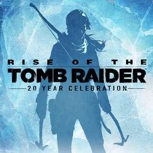 Rise of the Tomb Raider: 20º aniversario PS4/PS5/Steam por 5,99€ / Definitive Edition por 2,99€