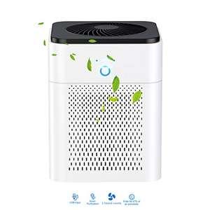 Purificador de Aire con Filtro HEPA y función de difusor de aromaterapia