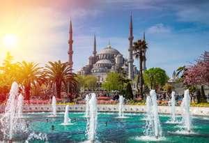 Vuelos Ida y Vuelta a Estambul desde 95€ para Noviembre