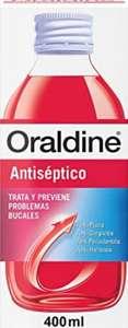 Oraldine Antiséptico Con Doble Poder Antibacterial, 400 ml [Al Tramitar + descripción ]
