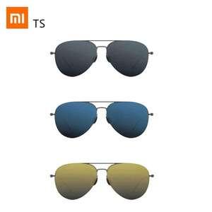 Gafas de sol polarizadas de nailon Xiaomi Mijia TS Unisex Acero inoxidable 304H 100% a prueba de rayos UV