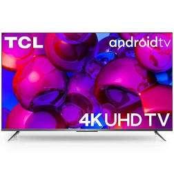 "TV TCL 55"" Android TV, 4K UHD, HDR 10 Alexa incorporado"