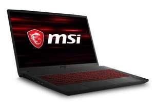 """MSI GF75 17"""" i7-10ª 512GB 16GB RTX2060"""