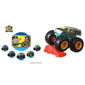 Pack de 2 Monster de Hot Wheels. Por 15,18€