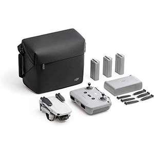 DJI Mini 2 Combo - Ligero y Plegable Drone, 3 Ejes Gimbal con Cámara 4K