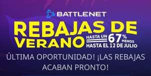 Rebajas De Verano! Battle.net