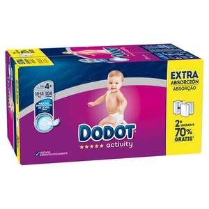 Dodot - Box Ahorro Pañales Activity Extra T4 - 2º Unidad al 70%