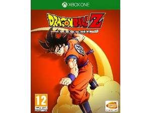 Dragón ball z kakarot Xbox one, recogida gratuita en tienda.