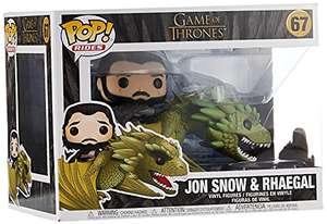 Funko Pop Rides: Game of Thrones - Jon Snow & Rhaegal
