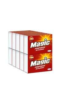 Magic Cerillas Tamaño Fumador Pack 10 Unid