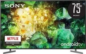 """Sony KE55XH8196PBAEP 55"""" LED UltraHD 4K"""