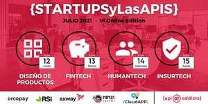 Startups y las APIs 2021