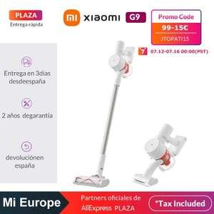 Xiaomi-Aspiradora Mi G9 (envío desde España)