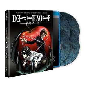 Death Note serie completa en Blu ray