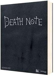 Death Note - Trilogía [DVD] Edición coleccionista 4 Discos + Libro,Cardboard