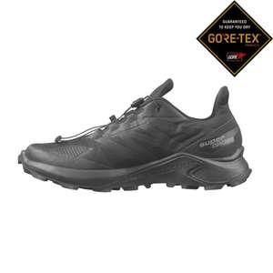 SALOMON Supercross Blast GTX, Zapatillas de Trail Running Hombre - Números 44 (9½), 44⅔,(10) 46 (11) y 46⅔ (11½)