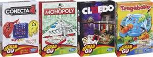 Mini RECO Hasbro Gaming Gaming Travel - Juegos de Mesa de Viaje