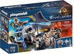 PLAYMOBIL Novelmore - Transporte del Tesoro