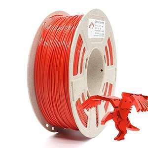 Reprapper Filamento PLA Rojo 1.75 1kg para Impresión 3D