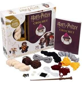 Harry Potter Crochet Kits (Inglés)