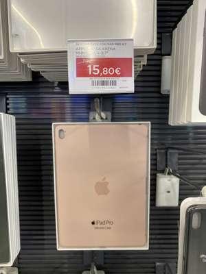 "Carcasa silicona iPad Pro 9,7"" (Madrid, C/Princesa)"