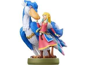 Figura - Nintendo Amiibo Zelda y Pelícaro, The Legend of Zelda: Skyward Sword HD