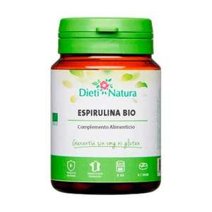 40% en botes de Espirulina Bio, 60 y 200 comprimidos