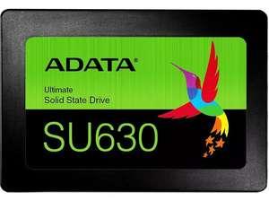 Disco duro - Adata Ultimate SU630 SSD 960 GB por 89.99 // 480 GB por 44,99 //240 GB por 24.99 €