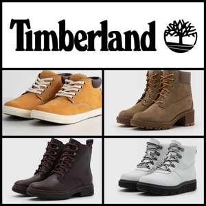 Recopilación Calzado Timberland para Mujer