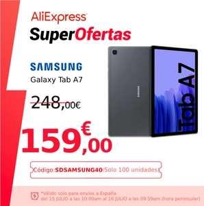Tablet SAMSUNG Galaxy Tab A7 3GB+64GB
