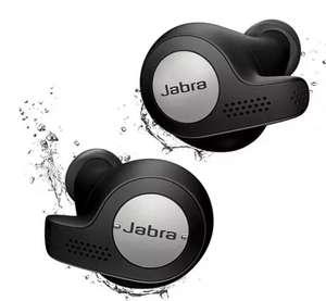 Auriculares Jabra Elite Active 65t, True Wireless, Bluetooth,Asistente de Voz (Tb en Azul y Amazon)