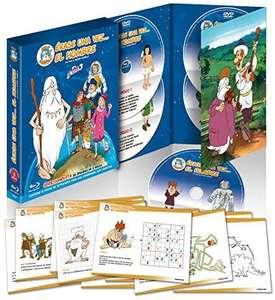 Érase Una vez el Hombre 5 DVDs Serie Remasterizada