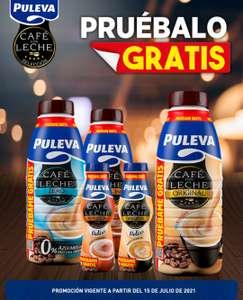 Gratis Productos Puleva Café (Reembolso)