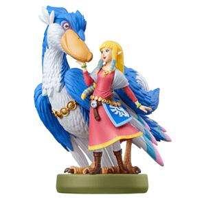 Amiibo de Zelda y Pelicaro en Carrefour