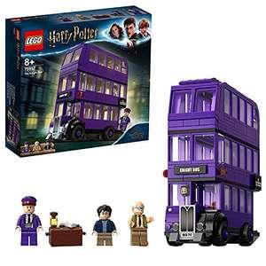 LEGO Harry Potter Autobús Noctámbulo con 3 Mini Figuras