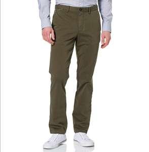Pantalón tipo chino Tommy Hilfiger hombre talla 32W/34L (42 largo).