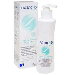 Lactacyd Pharma Protección acción antiseptica y antibacteriana