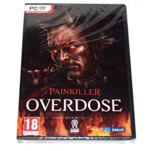 Painkiller: Overdose [PC, Físico, Importación]