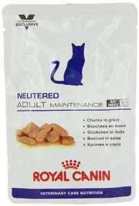 Royal canin gatos maintenance neutered, 48 x 100g
