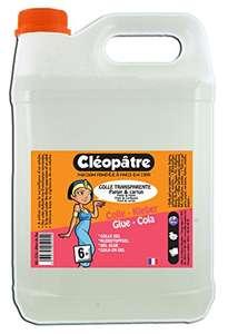 Cola Transparente 5kg