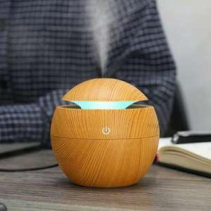 Ambientador USB con LED