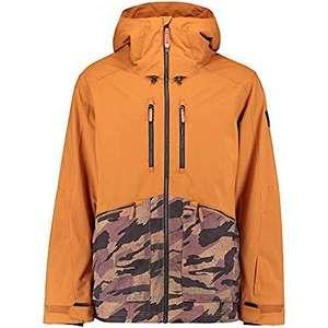 O'NEILL Pm Texture Jacket Chaqueta Hombre - TALLA XL marrón