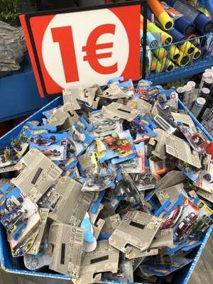 HotWheels a 1€ en tienda física TEDI del centro comercial Sambil Outlet