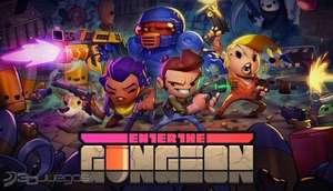 Enter the Gungeon Nintendo Switch 10 euros más barato(Store Rusa)