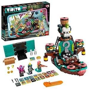 LEGO 43114 VIDIYO Punk Pirate Ship, Creador de Vídeos Musicales de Juguete,