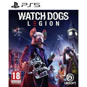 Watch Dogs Legion para PS5