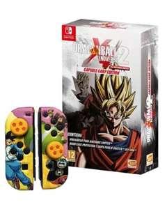 Dragon Ball: Xenoverse 2: Edición Capsule Corp. Switch(Limitada)